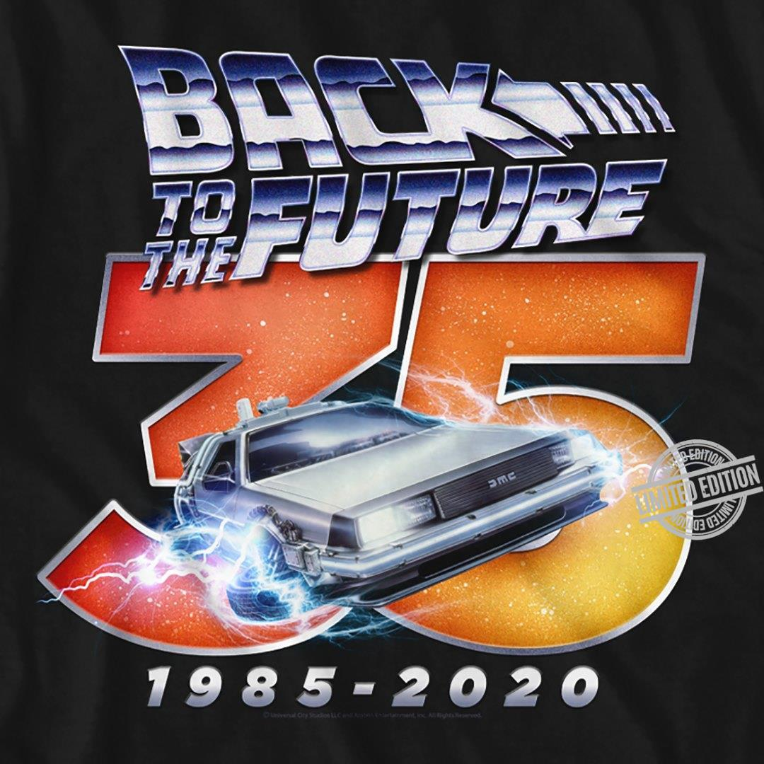 Back To The Future 1985-2020 Shirt