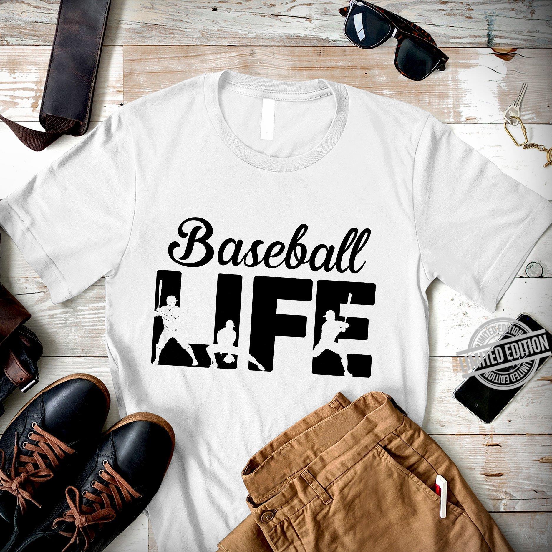 Baseball Life Shirt