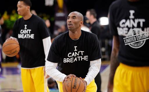 Basketball I Can't Breather Shirt