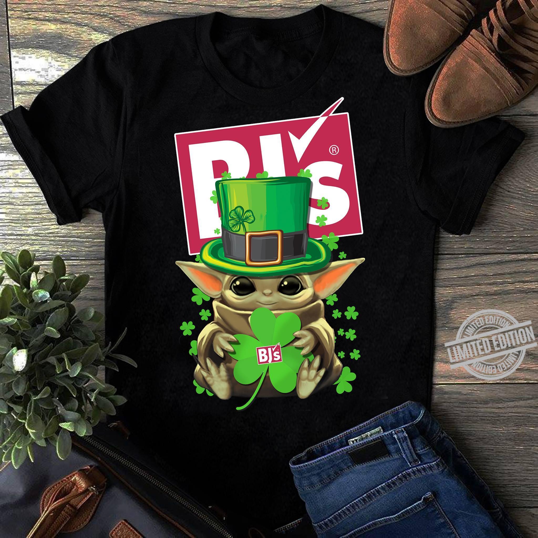Bjs Yoda Shirt
