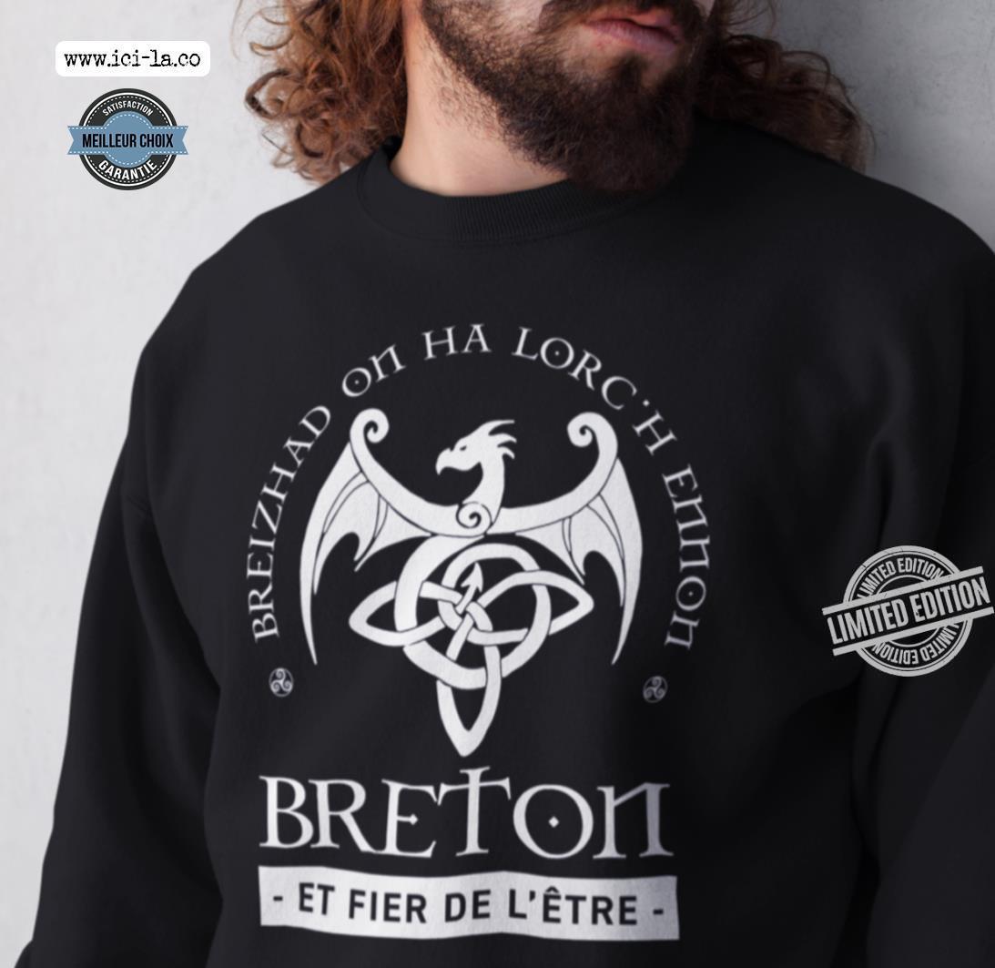 Breizhad On Ha Lorc'h Ennon Breton Et Fier De L'etre Shirt