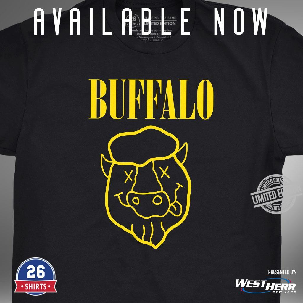 Buffalo Face Shirt