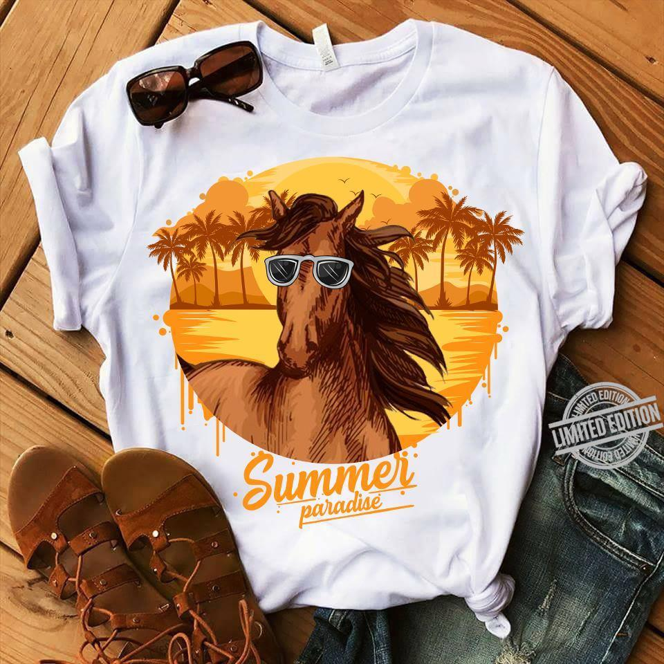California Summer Paradise Surfing West Coast Stock Vector Shirt