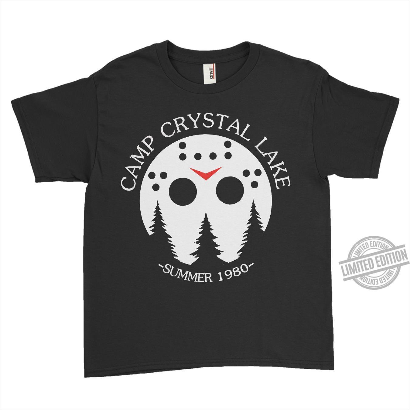 Camp Crytal Lake Summer 1980 Shirt