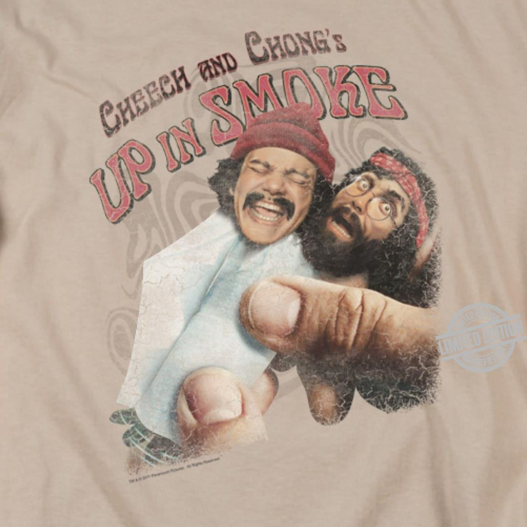 Cheech And Chong's Up In Smoke Shirt
