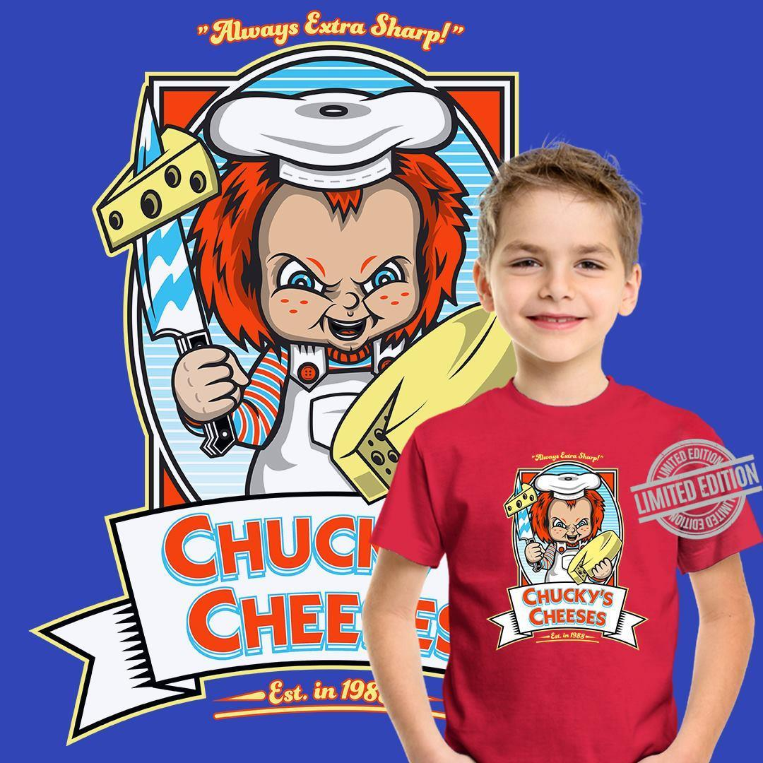 Chucky's Cheeses Est In 1988 Shirt