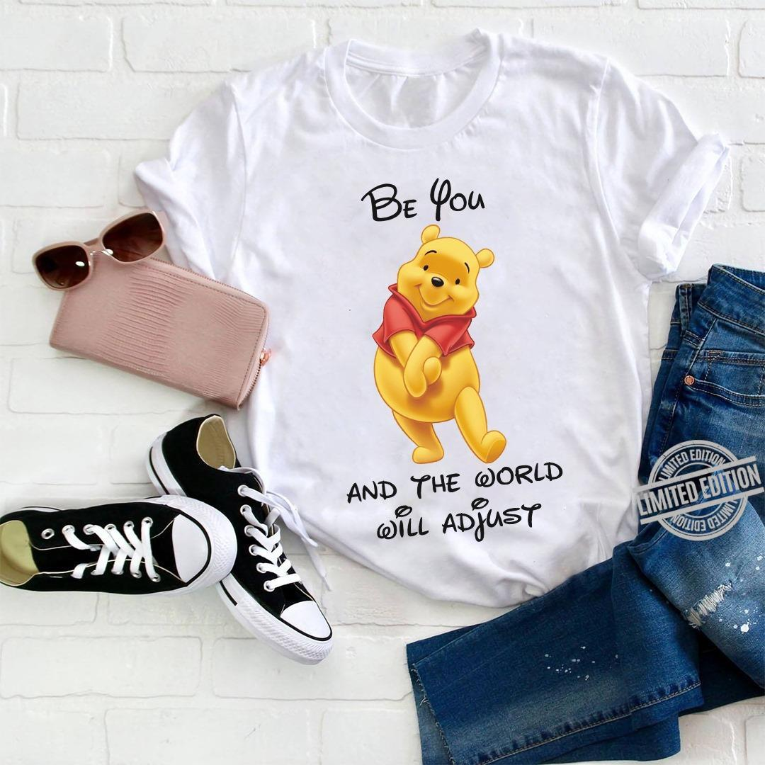 Disney Be You And The World Wii Adjust Shirt