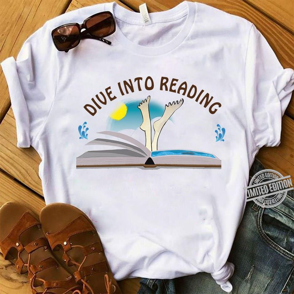 Dive Into Reading Shirt