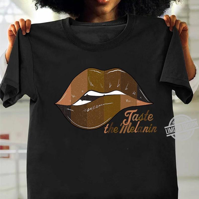 Faste The Melanin Lips Shirt